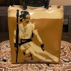 RARE 2016 Star Wars little brown bag